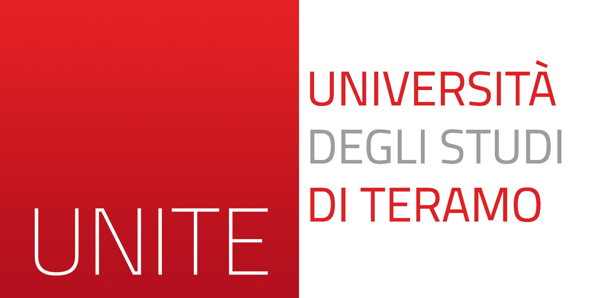 """Vaizdo rezultatas pagal užklausą """"Universita degli Studi di Teramo logo"""""""